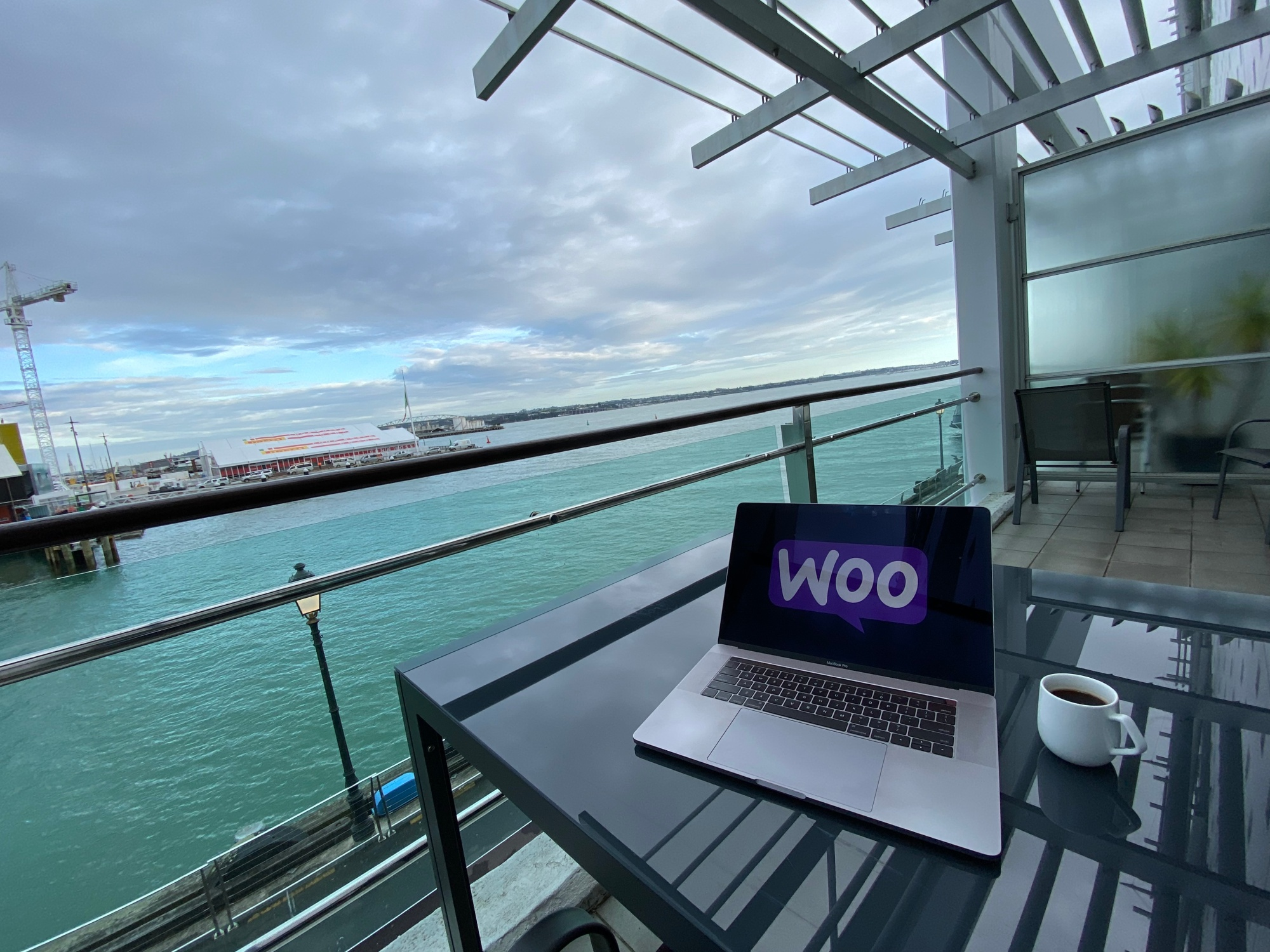 Princes Wharf, New Zealand